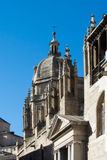 A building of the Primate Cathedral of Saint Mary of Toledo Royalty Free Stock Photos