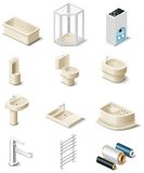 Building Products. Part 5. Sanitary Engineering Stock Photography