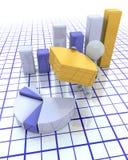 Building profits Stock Photos