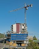 Building progress 93. At 47 Beane St. Gosford. June 2018. Gosford, New South Wales, Australia - June 14. 2018: Construction and building progress update 93. A stock image