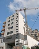 Building progress update ed216. At 47 Beane St. Gosford. March 14, 2019 royalty free stock photography