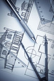 Building, project royalty free stock photos