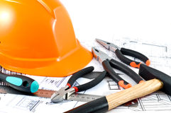 Building projects Stock Photography