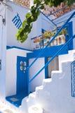 Pythagorio on Samos stock image
