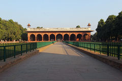 A building in the red fort Stock Photography
