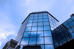Building And Reflection Royalty Free Stock Image