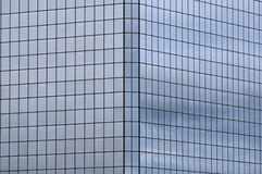 Building Reflections. Reflective Glass Building Exterior Pattern Royalty Free Stock Image
