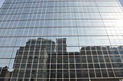 Building reflections Royalty Free Stock Photo