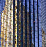 Building Reflections, Minneapolis Royalty Free Stock Photos