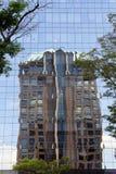 Building reflex Stock Photo