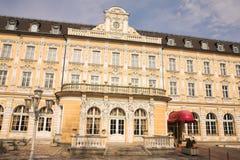 Building in Regensburg Stock Image