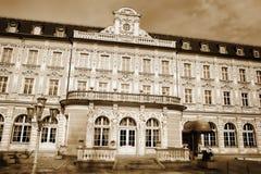 Building in Regensburg Royalty Free Stock Photos