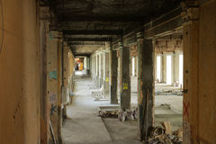 Building Renovated Construction Site Interior Royalty Free Stock Photography