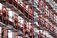 Building renovation Royalty Free Stock Image