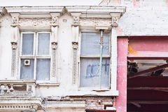 Building repair Royalty Free Stock Photography