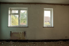 Building repairs Stock Photo