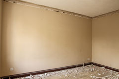 Building repairs Royalty Free Stock Photo