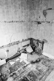 Building repairs Stock Image