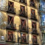 Building in restoration Stock Photos