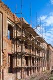 Building restoration Stock Photos