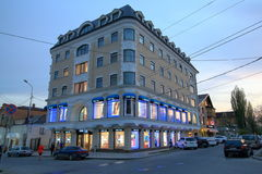 Building of the RIV GOSH store in Pyatigorsk, Russia Stock Images