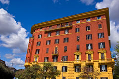 Building in Rome Italy Royalty Free Stock Photo