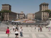 Building in Rome. Stock Photos