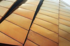 Building roof Stock Images