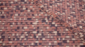Building roof background Royalty Free Stock Photography