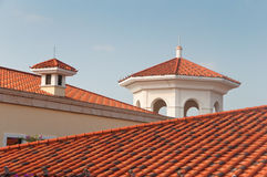 Building roof Stock Photo