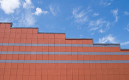 Building Roof Line Royalty Free Stock Photo