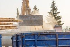 Building rubble Stock Images