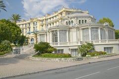 Building in Saint Jean Cap Ferrat, France Stock Photo