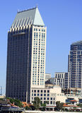 Building in San Diego Royalty Free Stock Image