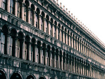 Building in San Marco square, Venice Royalty Free Stock Photo