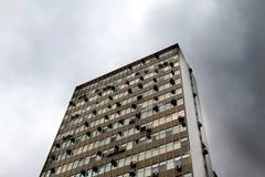 Building in Sao Paulo Stock Image