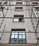 Building scaffold Stock Image