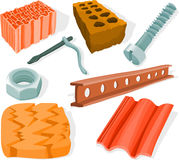 Building set 01 Stock Photo