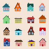 Building set Royalty Free Stock Images