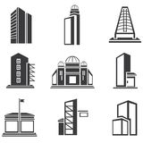 Building set Stock Image