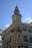 Building in Sevilla. Old building in Sevilla Center Royalty Free Stock Photography