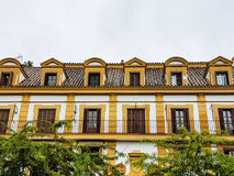Building in Seville Royalty Free Stock Photos