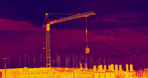 Building site Stock Photography
