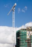 Building site. Ipswich Waterfront, Suffolk, United Kingdom Stock Photography