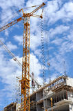 Building site detail Royalty Free Stock Photography