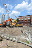 Building site Royalty Free Stock Images