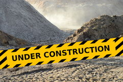 Building site Royalty Free Stock Image