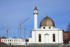 New mosque Royalty Free Stock Photos