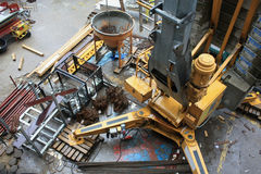 Building Site Tools V Stock Photo