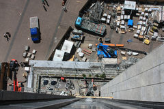 Building Site Top View I Stock Images